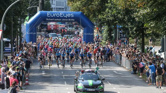 Cyclassics Hamburg 2019