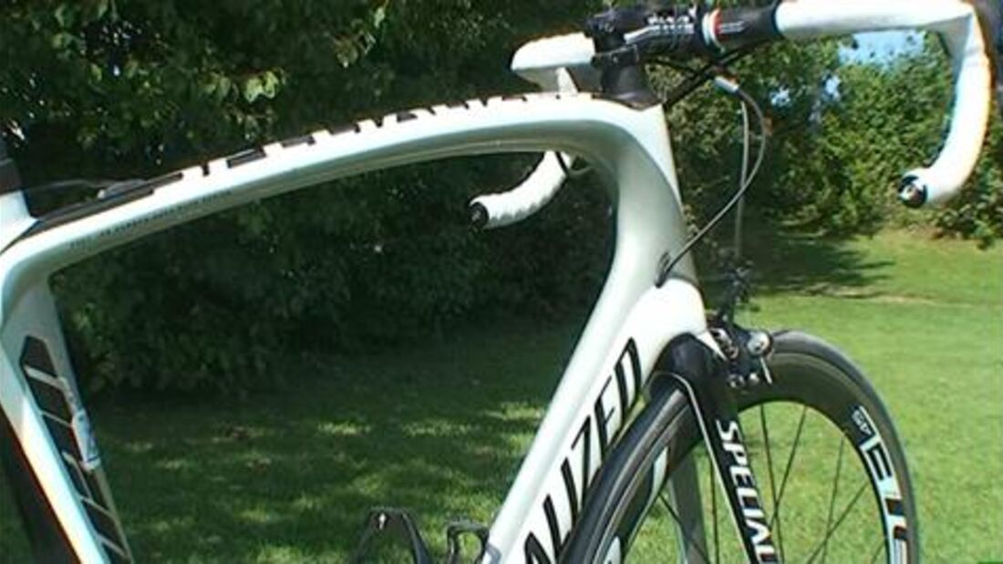 Bike-Neuheiten 2012 - Specialized Venge