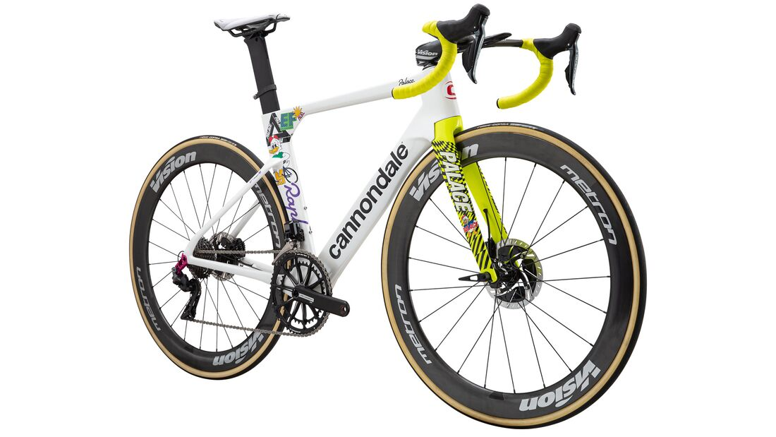Cannondale SystemSix EF Education First Rapha X Palace