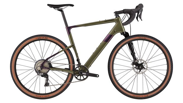 Cannondale Topstone Carbon Lefty
