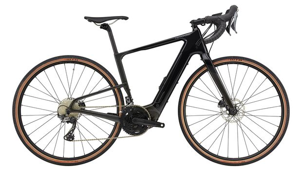 Cannondale Tosptone Neo Carbon Lefty