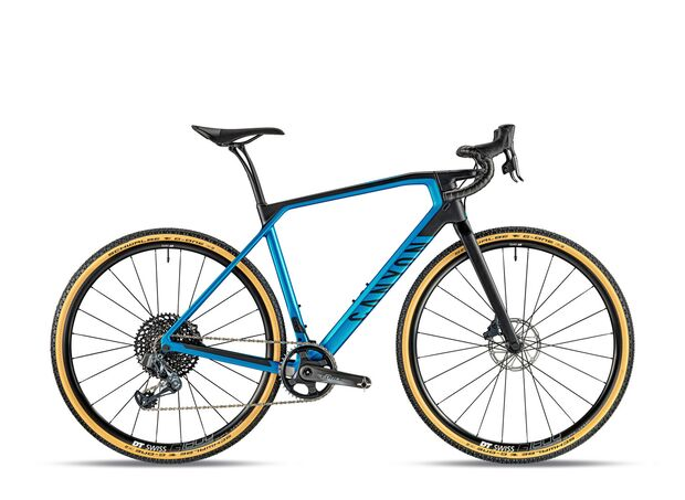 Canyon Grail CF SL 8.0 ETAP2020
