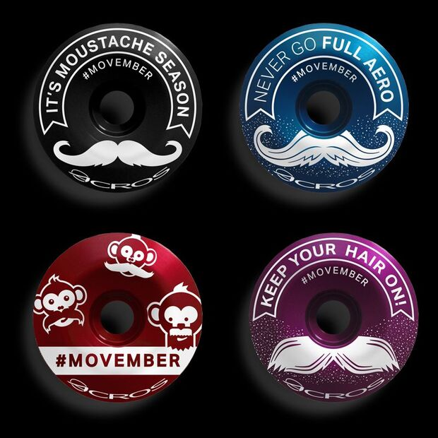 MB Acros Movember Topcaps 2019 Optik