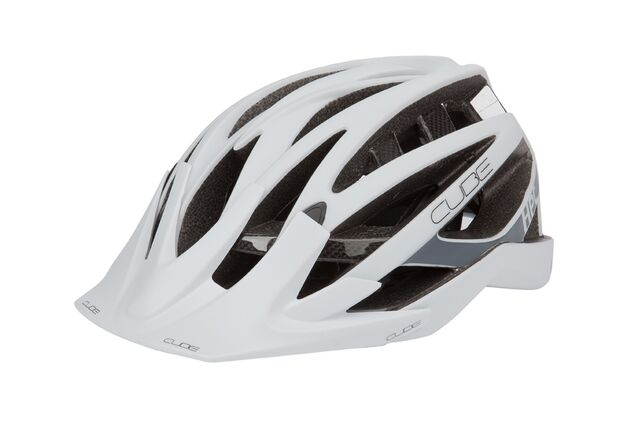 MB Cube Helm weiss-vorn