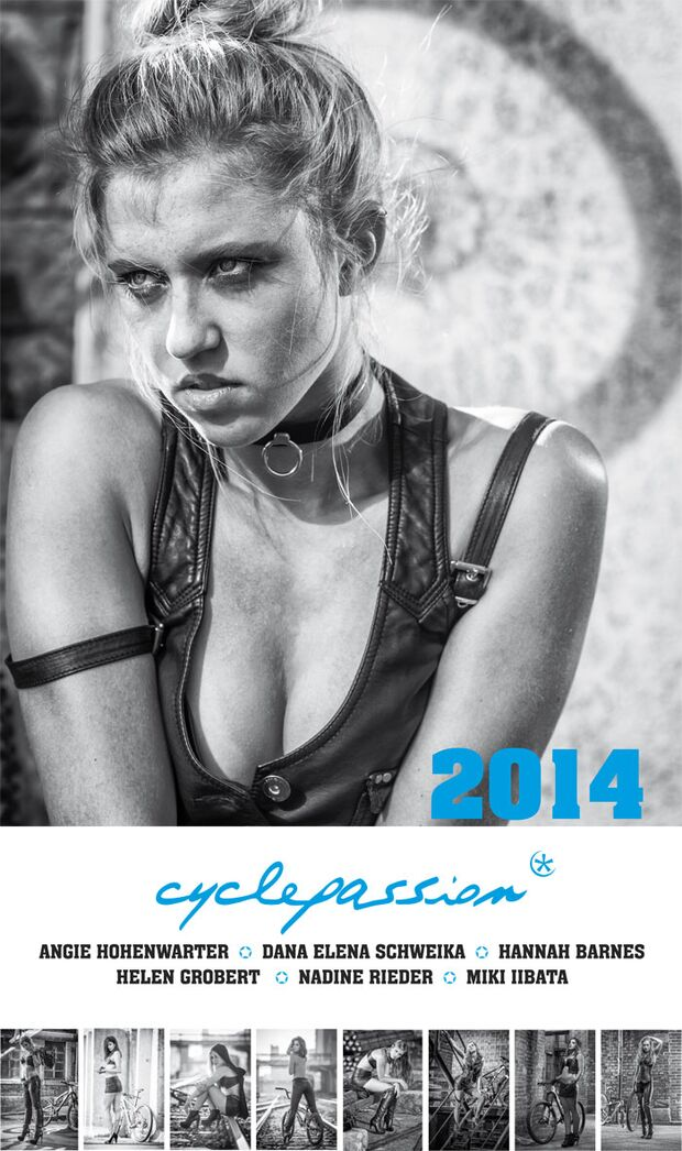 MB Cyclepassion 2014 Cover