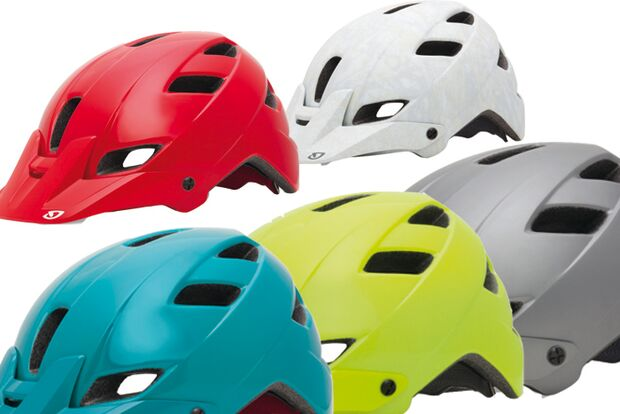 MB Giro Helm Feature Farbvariationen