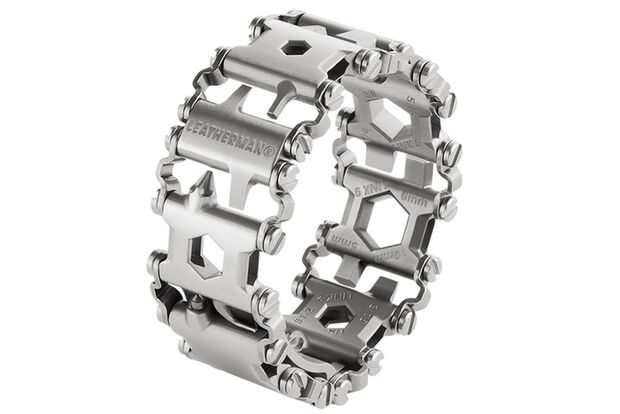 MB Leatherman Tread Silber