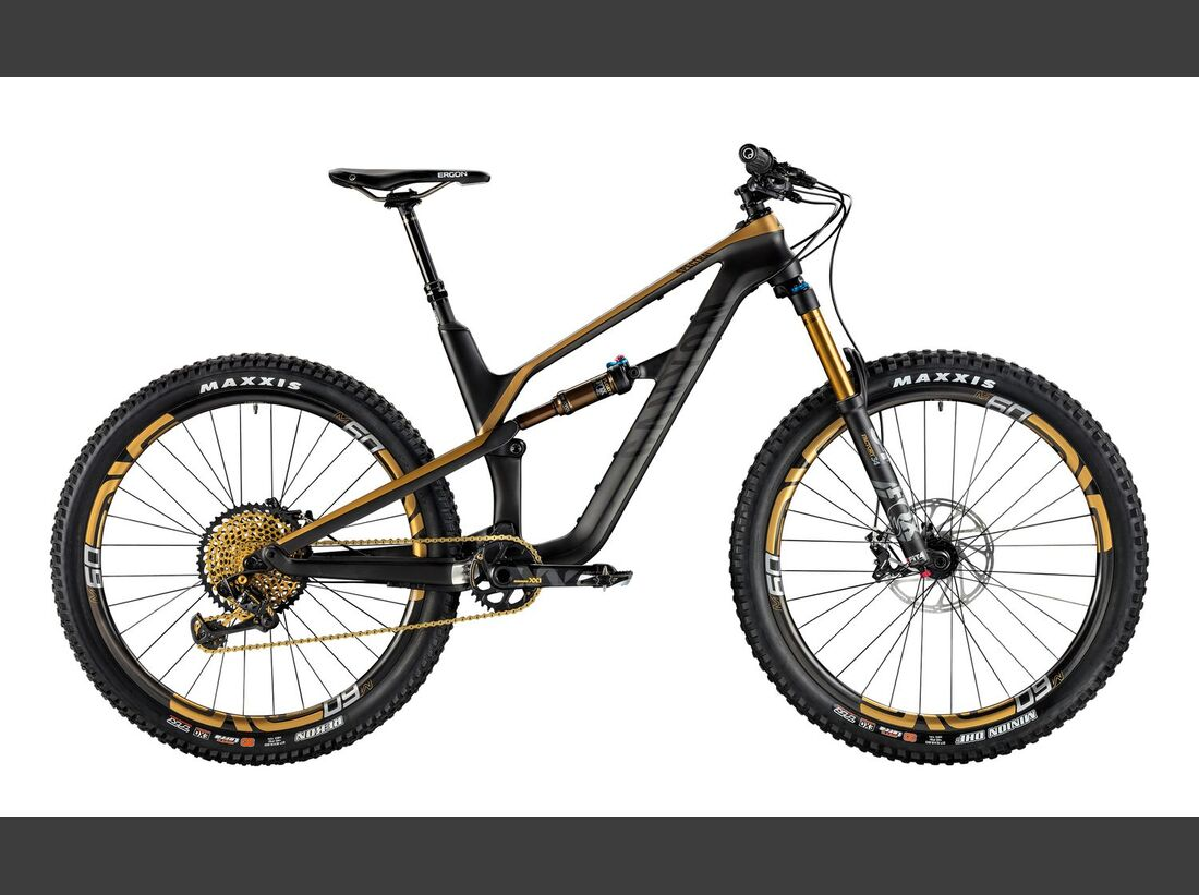 MB Leserwahl 2018 Bikes MS Canyon Spectral