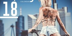 MB The Sexy Cycling Kalender 2018 Teaser NEWS