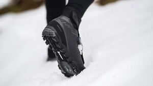 MTB-Winterschuh-Test