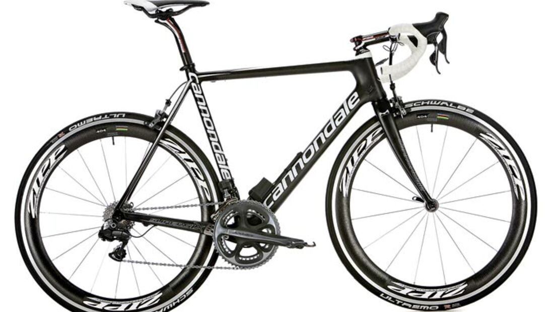 RB 0210 Cannondale Supersix Hi-Mod Di2