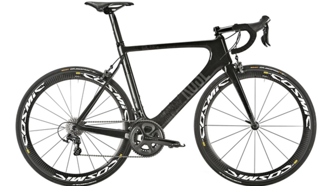 RB 0414 Aero-Renner Rose Xeon CW 3000 Custom