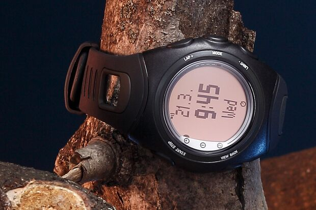 RB 0512 Equipment Doppelseiten Uhren Suunto t6d Black Smoke