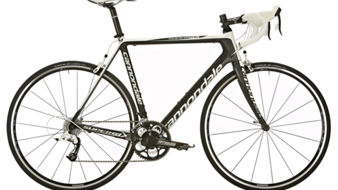RB 0712 Carbon Rennräder Cannondale Supersix 6