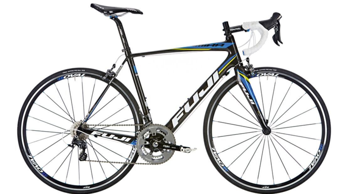 RB 0714 Carbon-Rennräder Fuji Altamira Team Replika