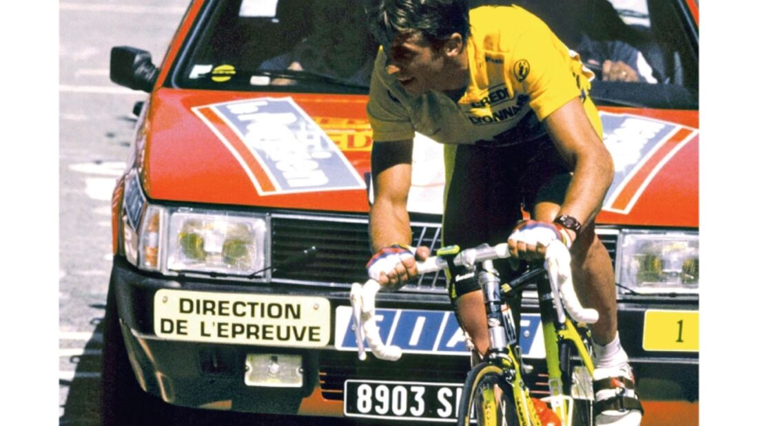 RB 0811 Legenden des Radsports Greg LeMond