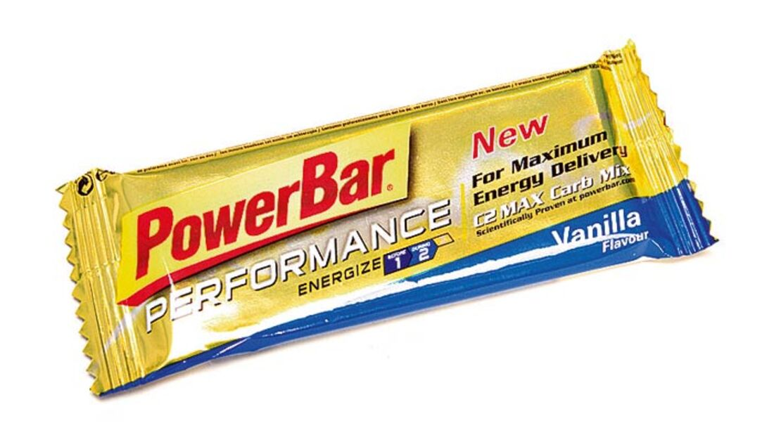RB 0908 Energieriegel Powerbar Performance