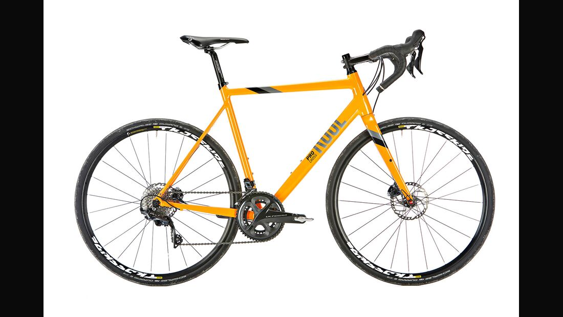 RB 1017 Gravel-Rennräder Rose Pro-Cross-3000 CM