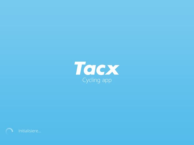 RB Apps Training Rolle Tacx Cycling App