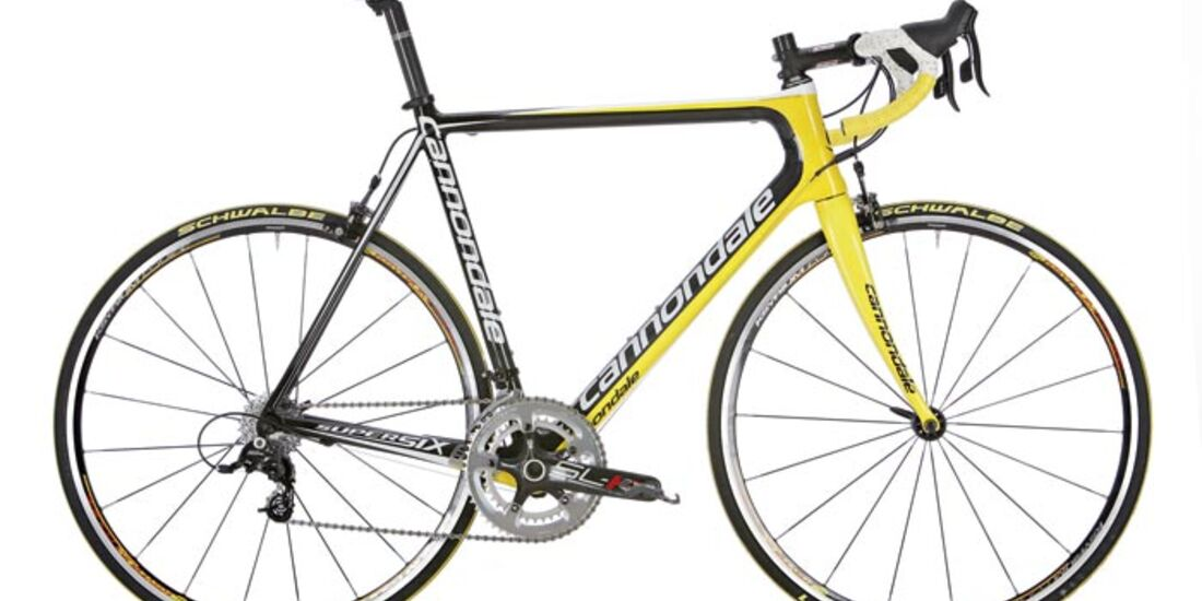 RB Cannondale Super Six Sram Rival
