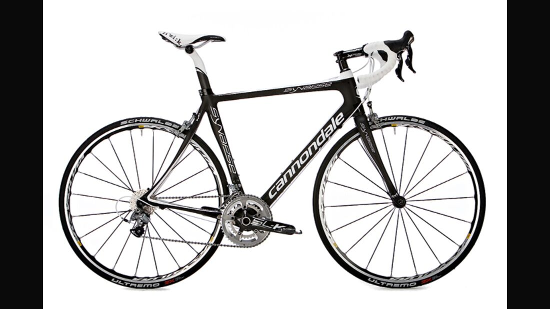 RB Cannondale Synapse HM Ultegra