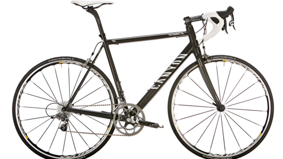 RB Canyon Ultimate AL 9.0 SL