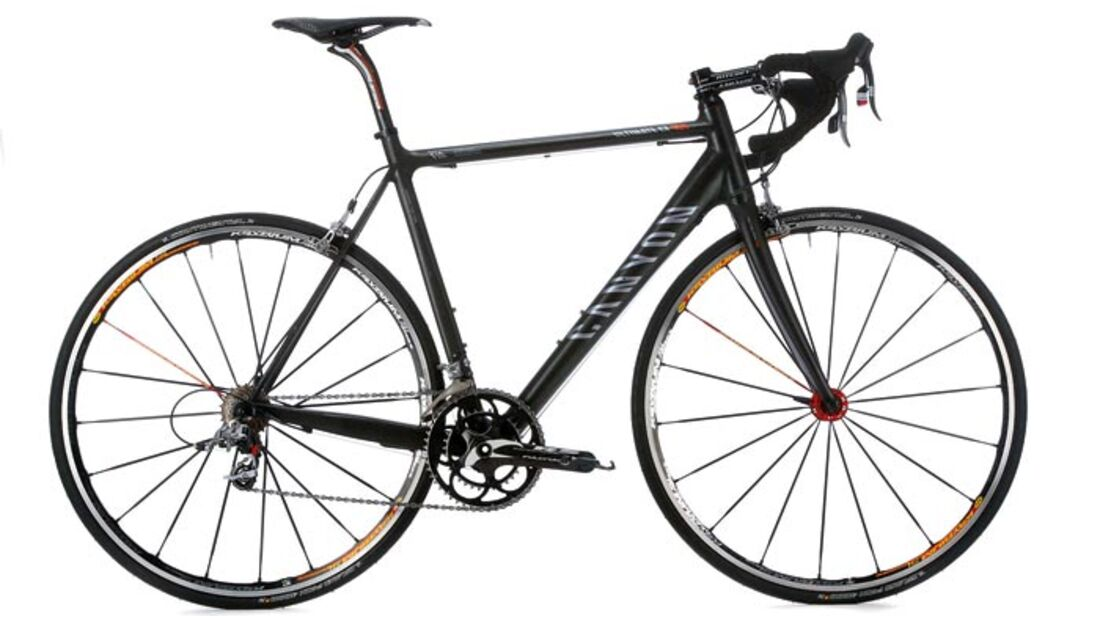 RB Canyon Ultimate CF SLX Red
