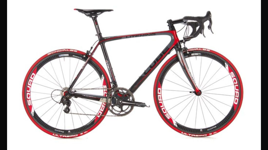 RB Cube Litening Super HPC Bike