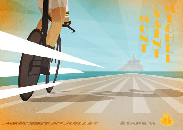 RB Cycling Posters Bruce Doscher Tour de France 13 2013_A2_stage_11_72dpi_RGB (jpg)