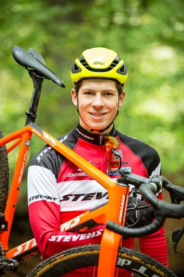 RB Cyclocross Interview Paul Lindenau Stevens Racing Team