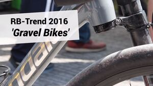 RB Eurobike 2015 Rennrad-Trends Gravel Racer video teaser
