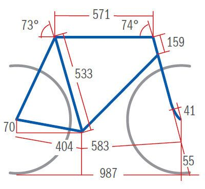 RB Geometrie - Moots Compact