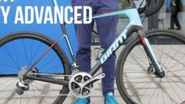 RB Giant Defy Advanced SL - RoadBIKE Eurobike 2014 Video Teaser bild