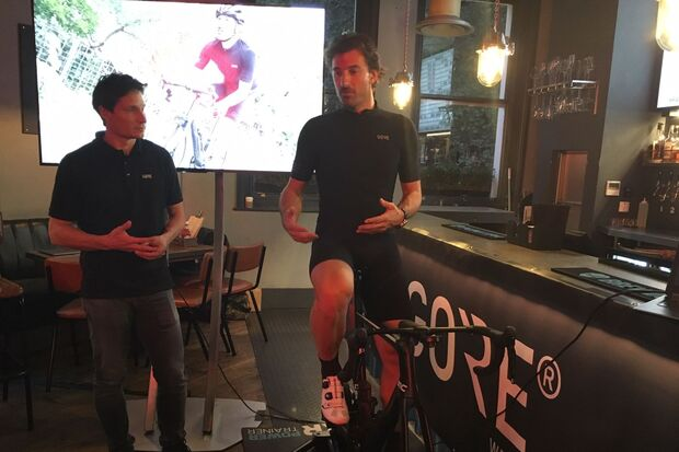RB Gore Cancellara Interview