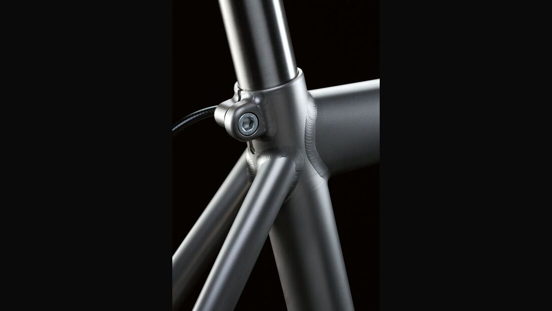 RB Moots Compact - Detail 1