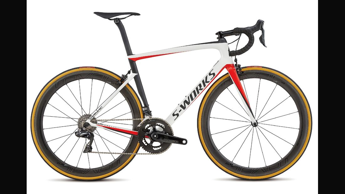 RB Neuheiten Specialized Tarmac 2018