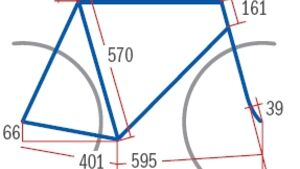 RB Scott Addict R1 Geometrie