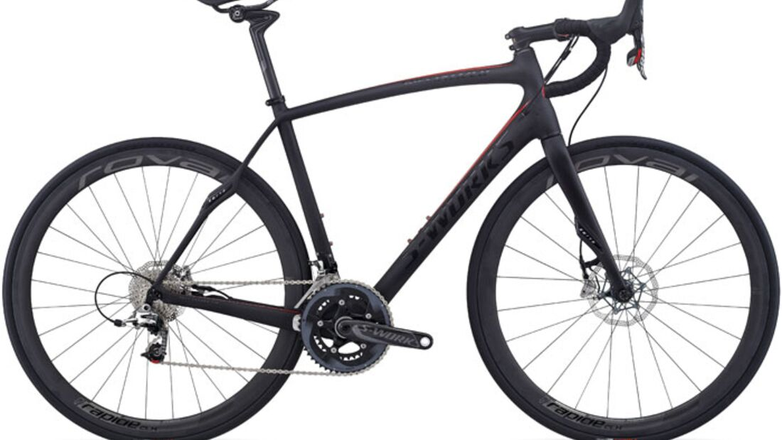 RB Specialized Roubaix Disc