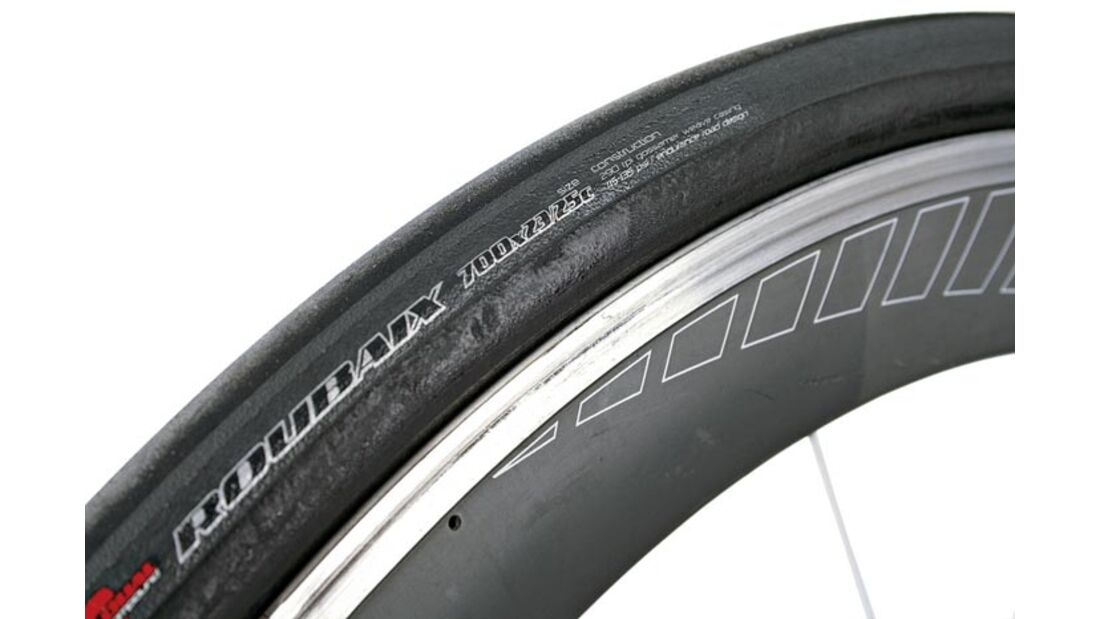 RB Specialized Roubaix - Hochprofil-Roval-Laufräder