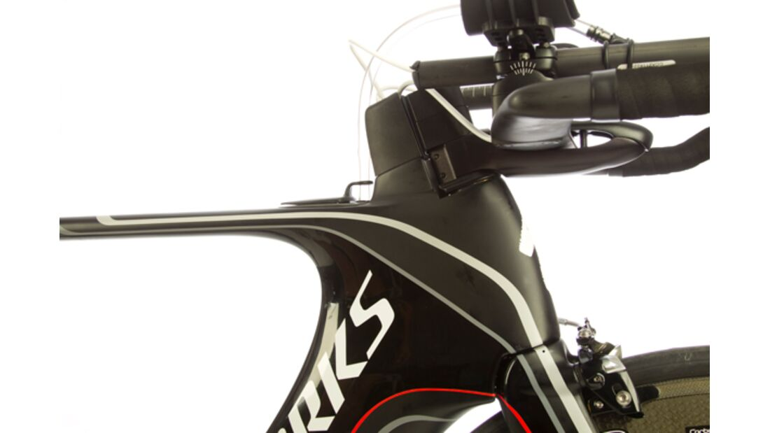 RB Specialized S-Works Shiv - Detail 1