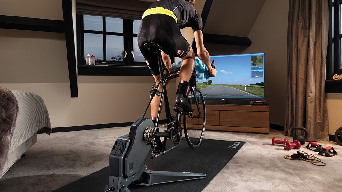 RB Tacx Flux S Smart Rollentrainer Neuheit 2019