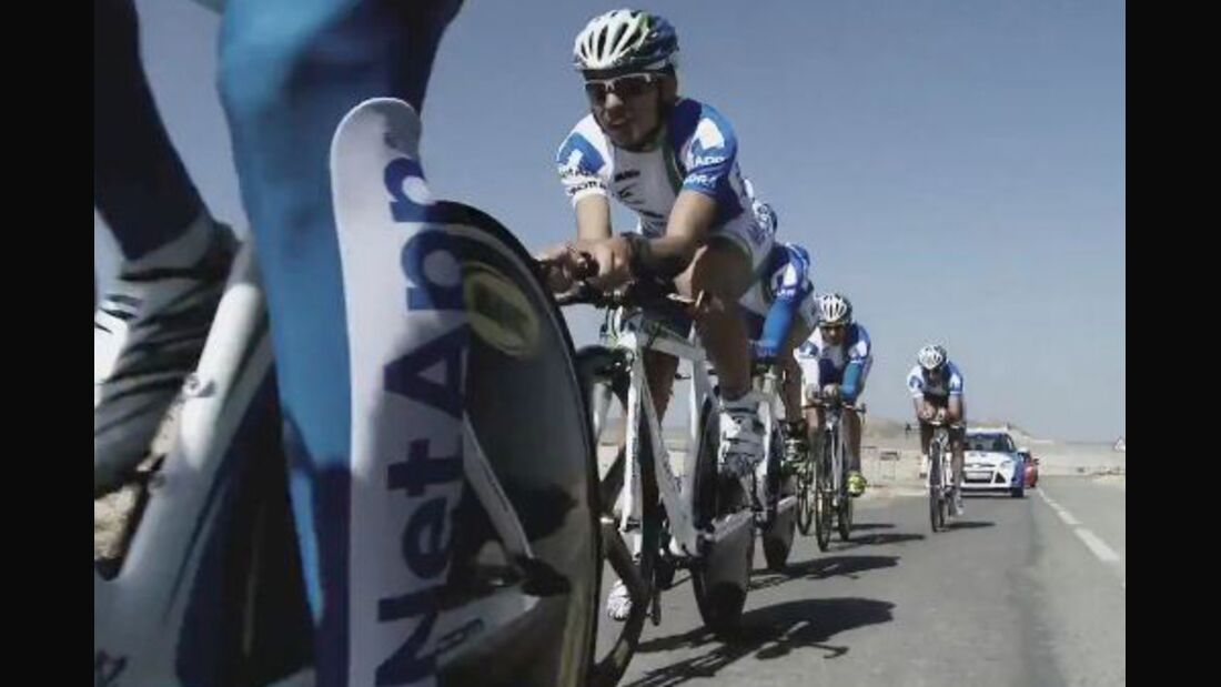 RB Team NetApp 2012 - Episode 1 Teaserbild