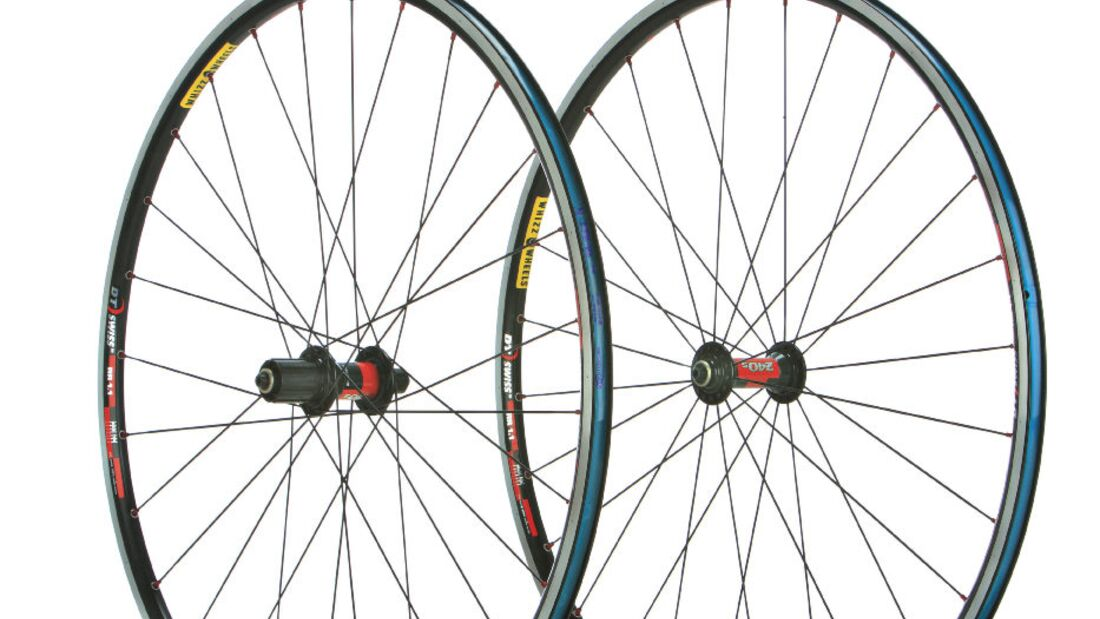 RB Whizz Wheels DT 240s Custom