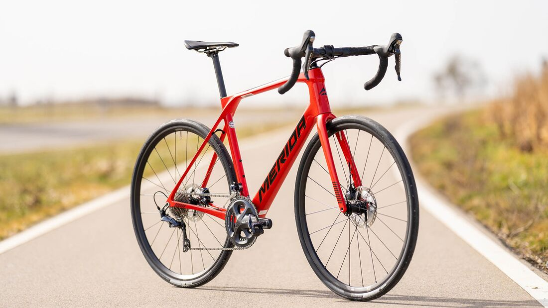 ROADBIKE Endurance-Renner Test 2021