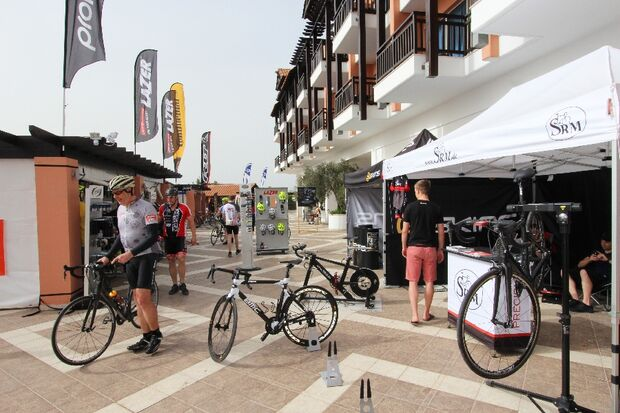 Rennra-Touren beim RoadBIKE Zypern Camp 2014 10