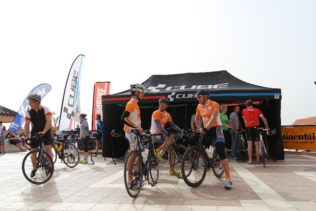Rennra-Touren beim RoadBIKE Zypern Camp 2014 16