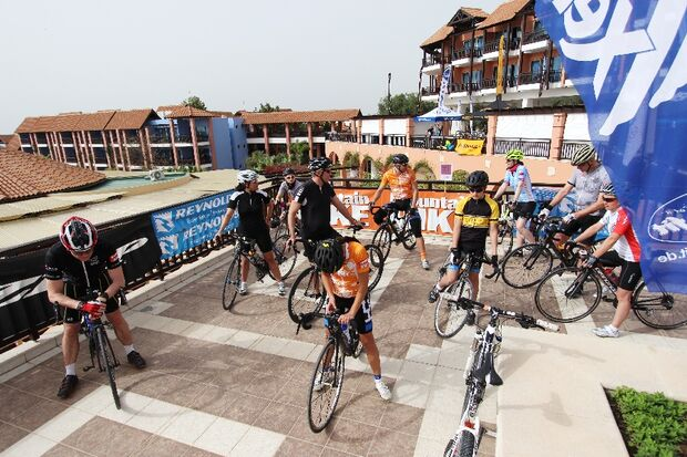 Rennra-Touren beim RoadBIKE Zypern Camp 2014 19