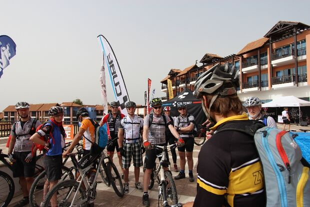 Rennra-Touren beim RoadBIKE Zypern Camp 2014 20