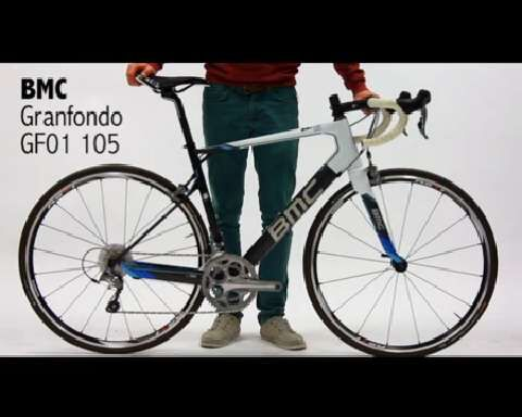 RoadBIKE Test 04/2014: BMC Granfondo GF01 105