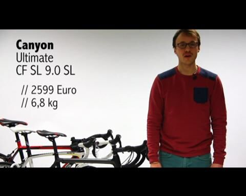 RoadBIKE Test 04/2014: Canyon Ultimate CF SL 9.0 SL